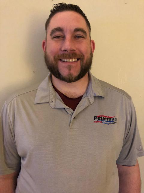 Joey Utley Peterman Heating Cooling Plumbing Employee Success Story