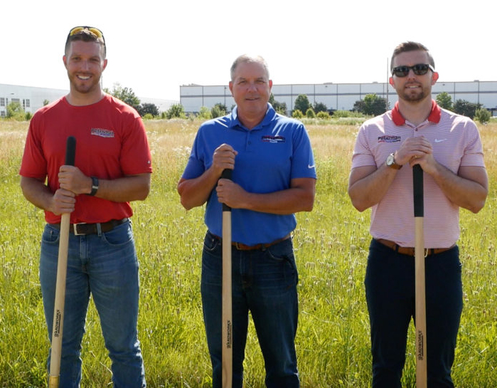 Peterman Heating Cooling Plumbing Greenwood Groundbreaking